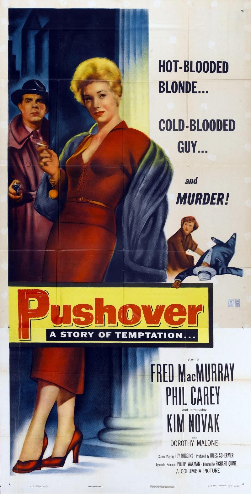 Легкая добыча - Pushover