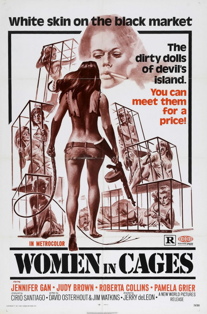 Женщины в клетках - Women in Cages