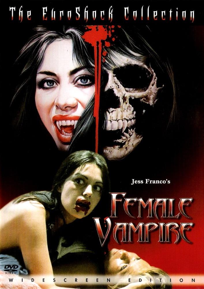 Вампирша - Female Vampire