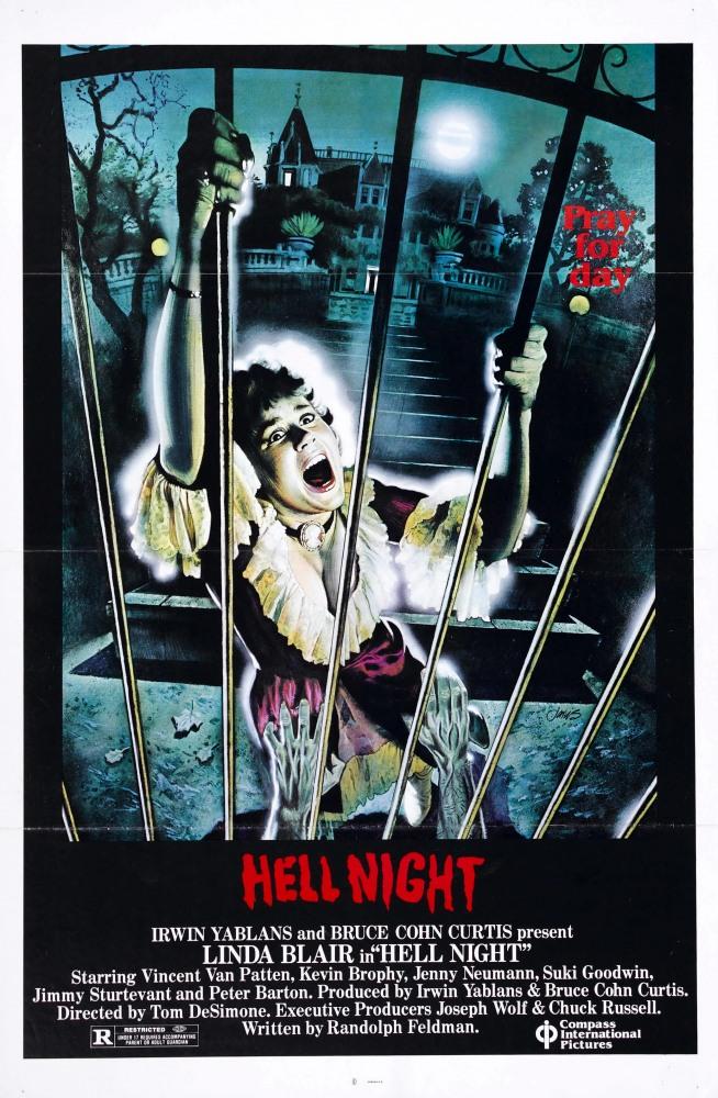 Адская Ночь - Hell Night