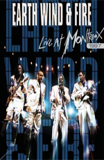Earth Wind & Fire - Live at Montreux