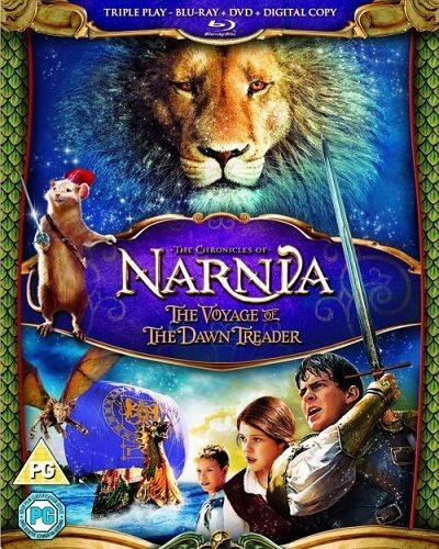 Хроники Нарнии: Покоритель Зари: Дополнительные материалы - The Chronicles of Narnia- The Voyage of the Dawn Treader- Bonuces