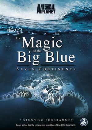 Чудеса голубой планеты. Семь континентов - The Magic Of The Big Blue. Seven Continents