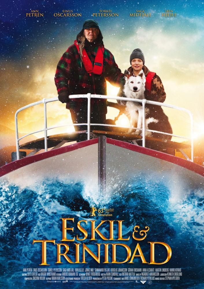 Эскиль и Тринидад - Eskil & Trinidad