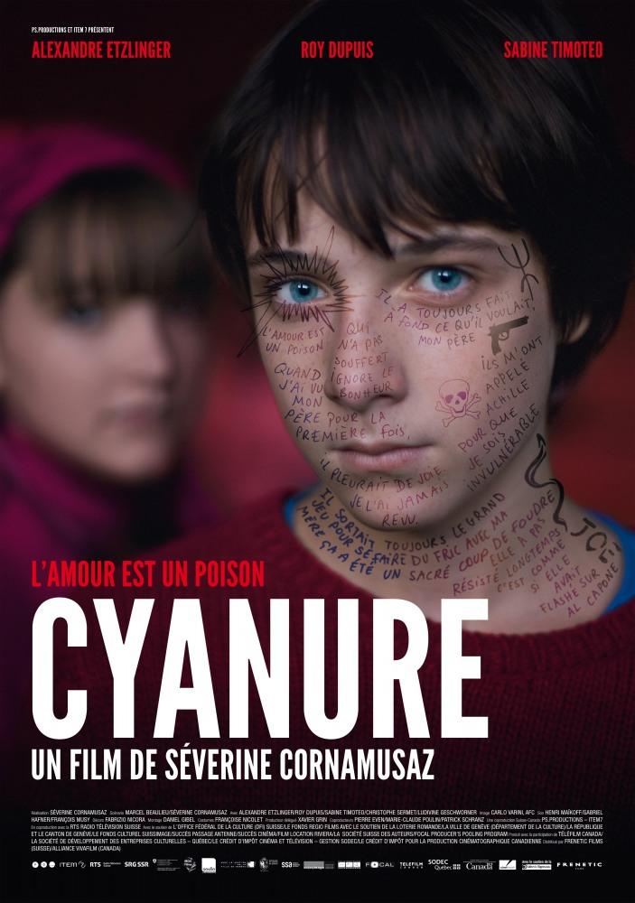 Цианид - Cyanure