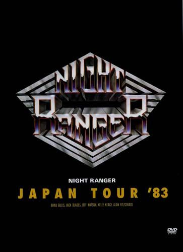 Night Ranger - Japan Tour 1983