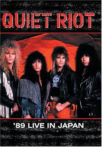 Quiet Riot - Live In Japan 1989