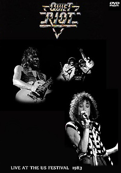 Quiet Riot - Live at the Us Festival 1983