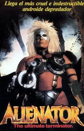 Враждебный пришелец - Alienator