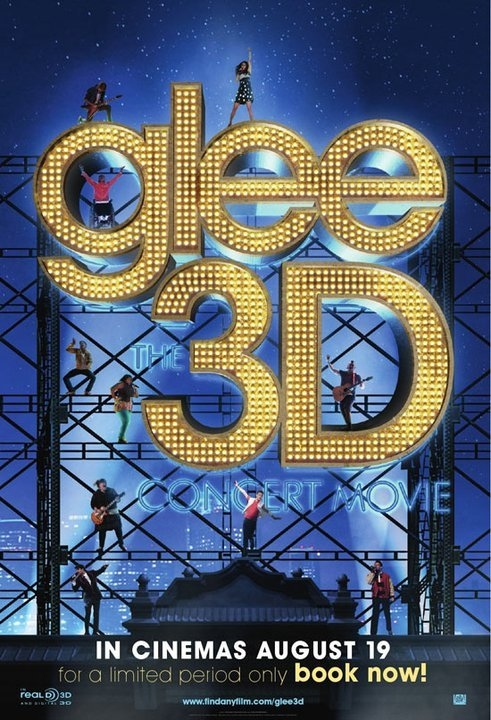 Лузеры. Живой концерт - Glee- The 3D Concert Movie