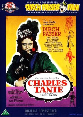Тетка Чарлея - Charles' tante