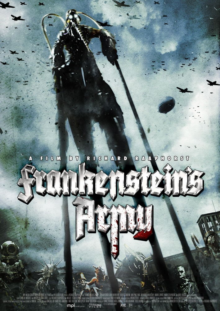 Армия Франкенштейна - Frankenstein's Army