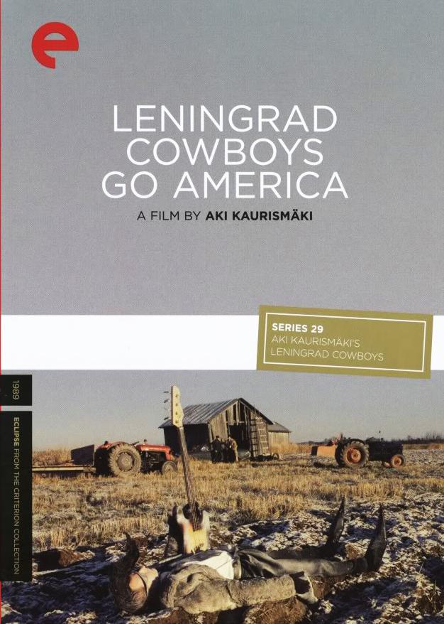 Ленинградские ковбои едут в Америку - Leningrad Cowboys Go America