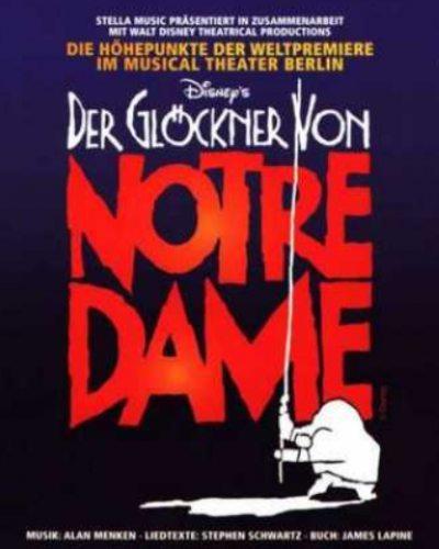 Звонарь из Нотр-Дама - Der Glockner von Notre Dame