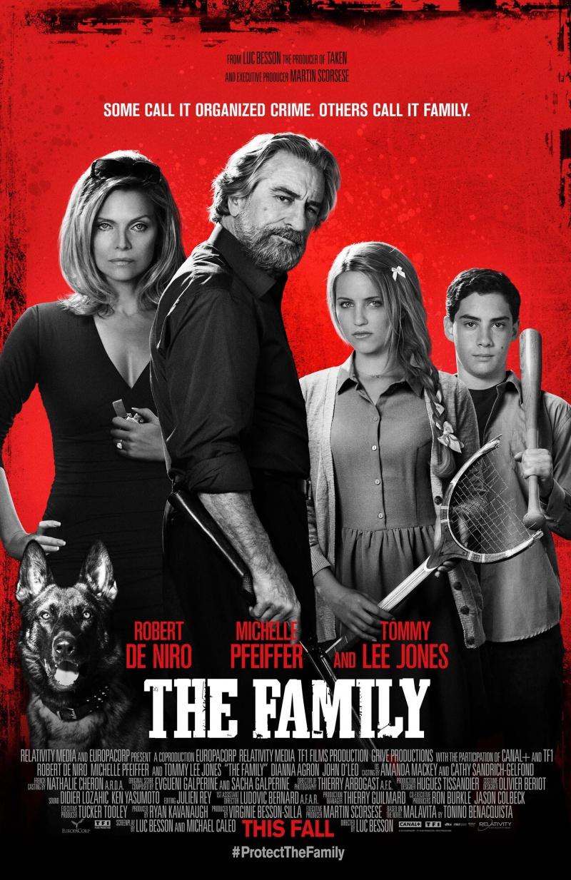 Малавита - The Family