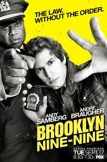 Бруклин 9-9 - Brooklyn Nine-Nine