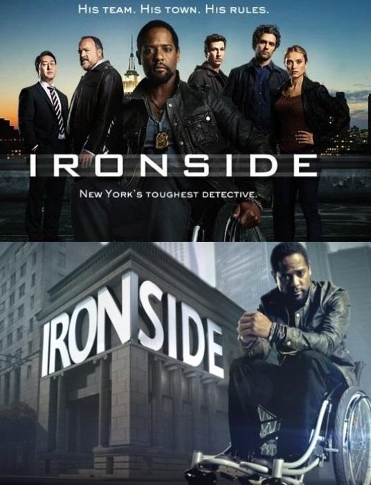 Айронсайд - Ironside