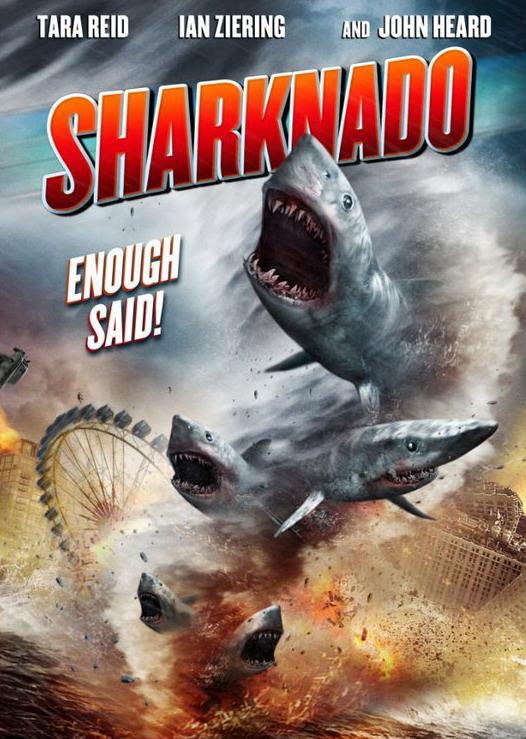 Акулий торнадо - Sharknado
