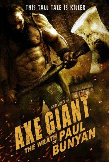 Баньян - Axe Giant- The Wrath of Paul Bunyan