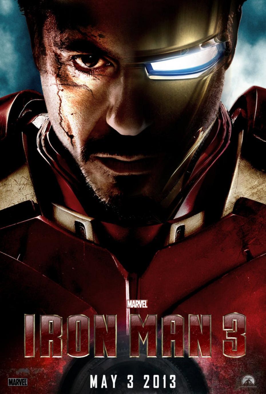 Железный Человек 3: Дополнительные материалы - Iron Man 3- Bonuces