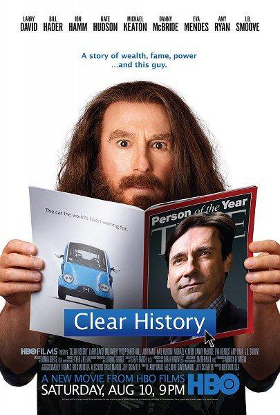Завершить историю - Clear History
