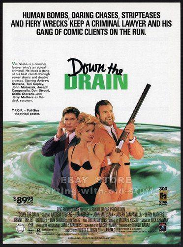 Просочившиеся в канализацию - Down The Drain
