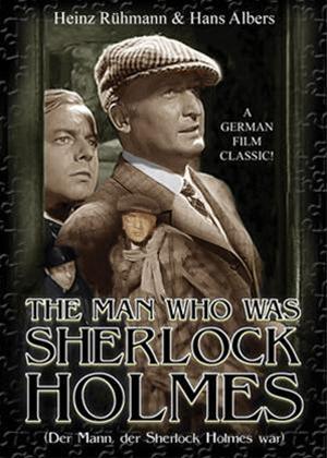 Человек, который был Шерлоком Холмсом - Der Mann, der Sherlock Holmes war