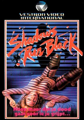 Тени становятся черными - Shadows Run Black
