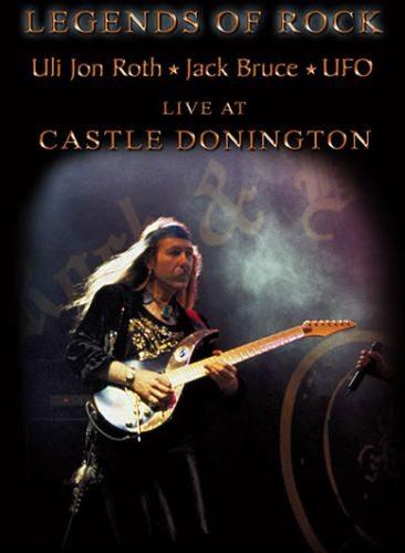 Uli Jon Roth, Jack Bruce, UFO - Live at Castle Donington