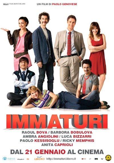 Незрелые - Immaturi
