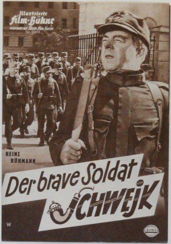 Бравый солдат Швейк - Der brave Soldat Schwejk