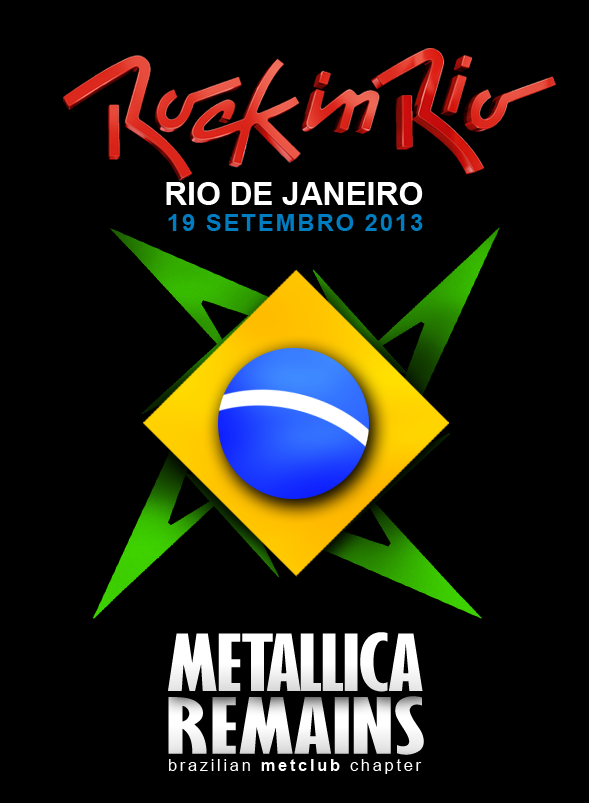 Metallica - Rock in Rio V