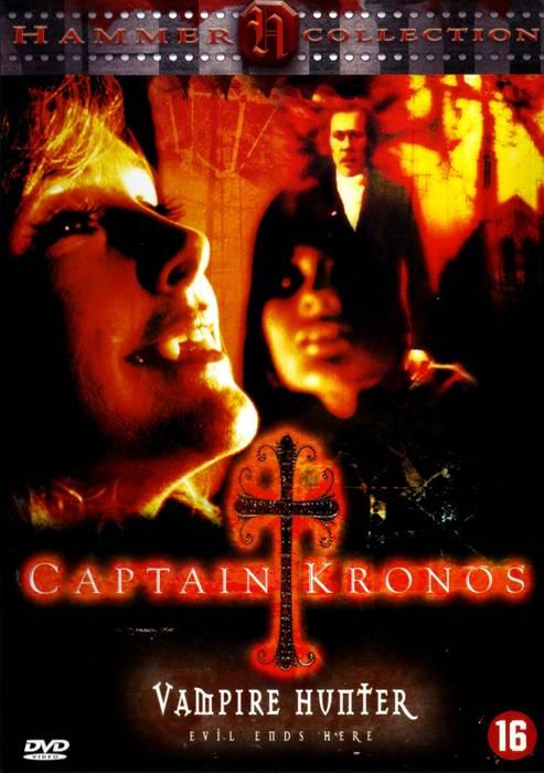 Капитан Кронос: Охотник на вампиров - Captain Kronos - Vampire Hunter