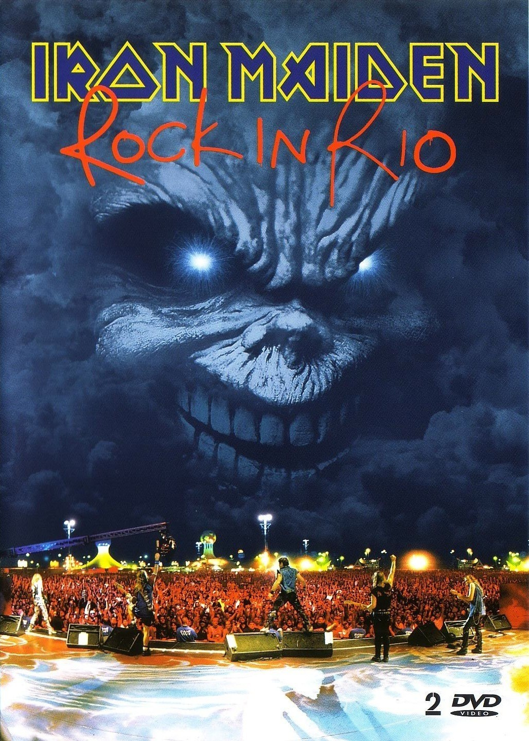 Iron Maiden - Rock In Rio 5