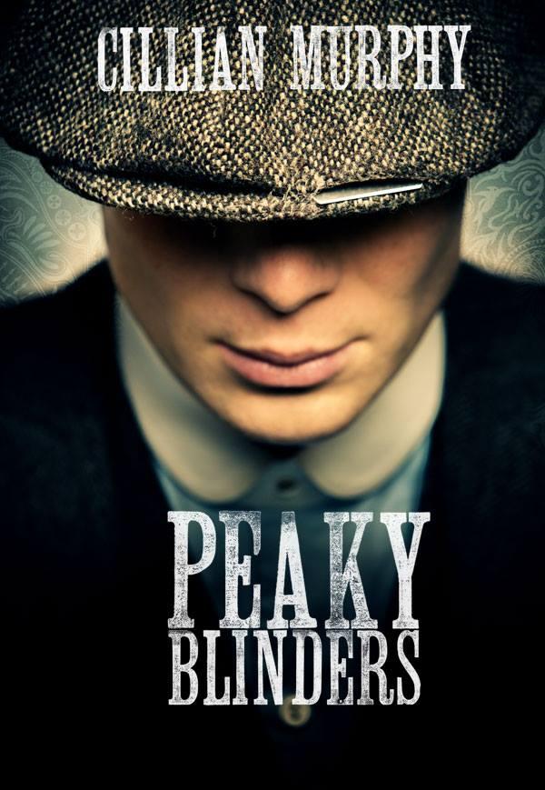 Заточенные кепки - Peaky Blinders