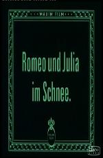 ����� � ��������� � ����� - Romeo und Julia im Schnee