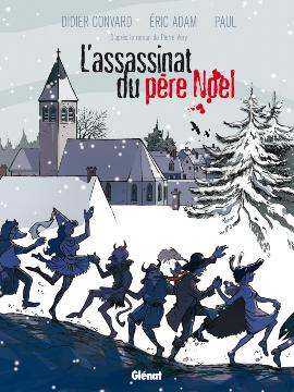 Убийство Деда Мороза - L'assassinat du Pere Noel