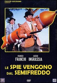 Доктор Голдфут и девушки-бомбы - Le spie vengono dal semifreddo