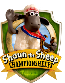 Барашек Шон - овцечемпионат - Shaun the Sheep - Championsheeps