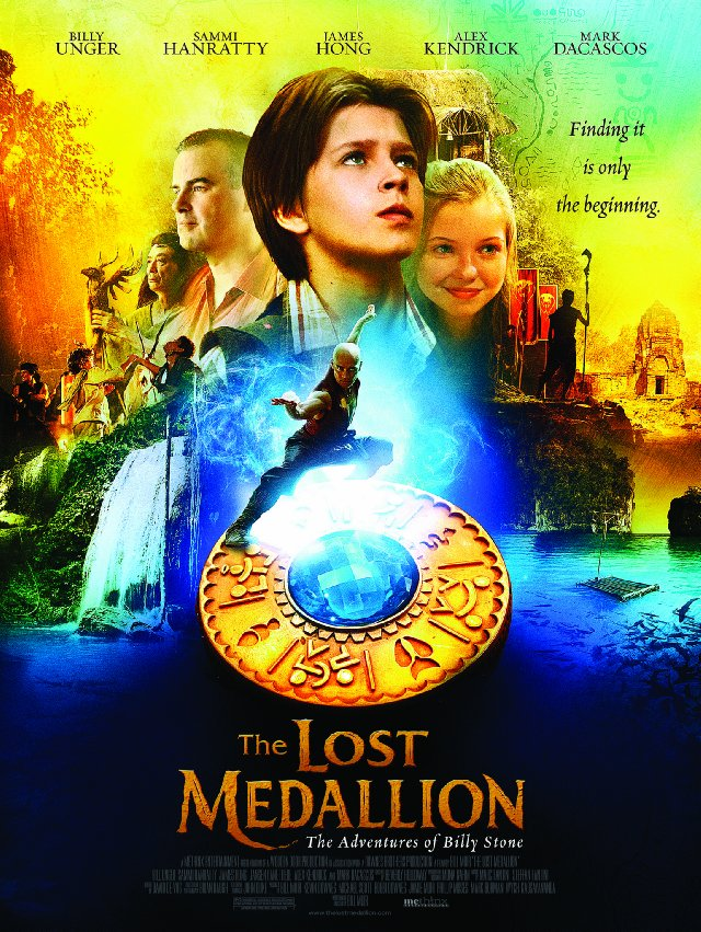 Пропавший медальон - The Lost Medallion- The Adventures of Billy Stone