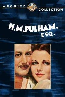 Гарри Пулэм, Эсквайр - H.M. Pulham, Esq.
