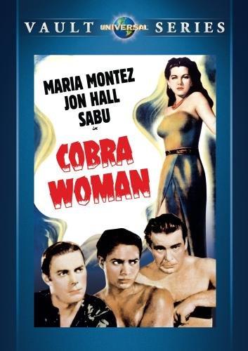 Женщина-кобра - Cobra Woman