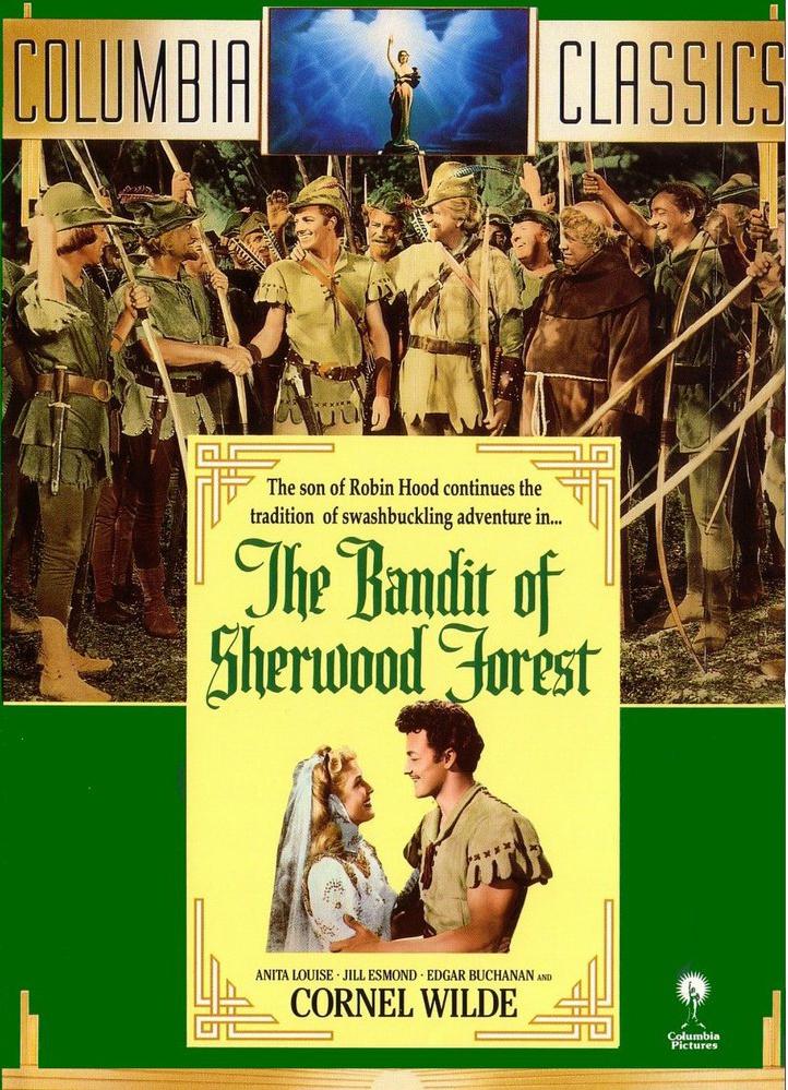 Разбойник и Королева - The Bandit Of Sherwood Forest