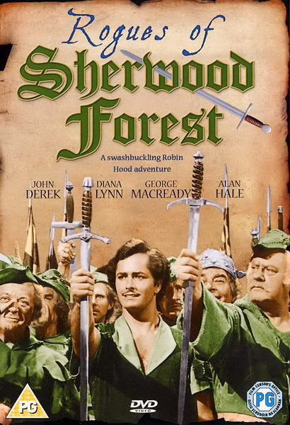 Месть Робин Гуда - Rogues Of Sherwood Forest