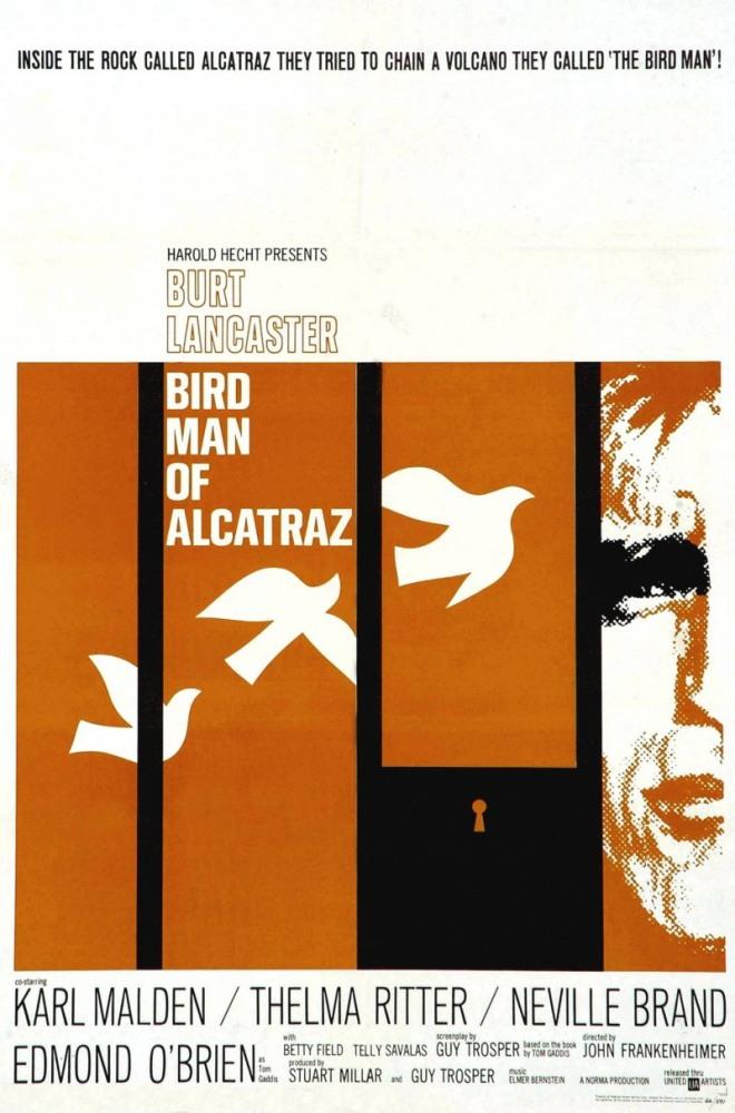 Любитель птиц из Алькатраса - Birdman of Alcatraz