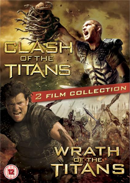 Битва Титанов + Гнев Титанов: Дополнительные материалы - Clash of the Titans + Wrath of the Titans- Bonuces