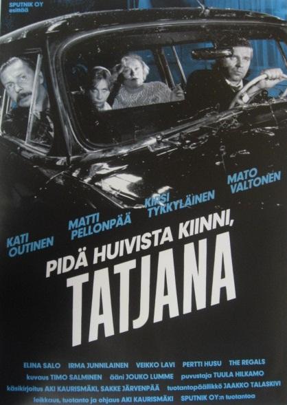 Береги свою косынку, Татьяна - PidГ¤ Huivista Kiinni, Tatjana