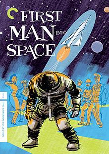 Первый человек в космосе - First man in space
