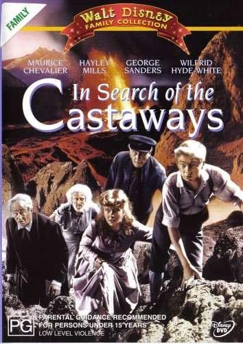 В поисках потерпевших кораблекрушение - In Search of the Castaways