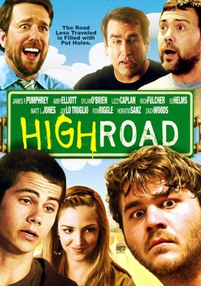 В дороге - High Road